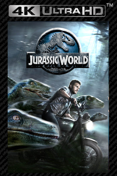 Jurassic World 4K UHD via Vudu