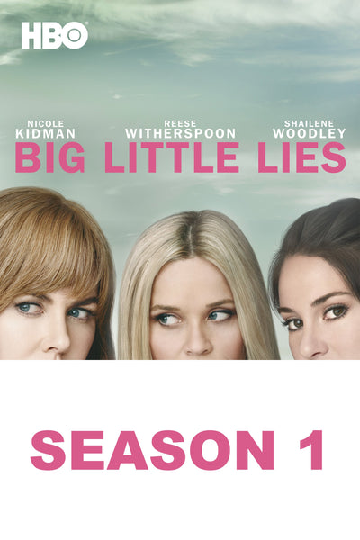 Big Little Lies Season 1 HD via Google Play