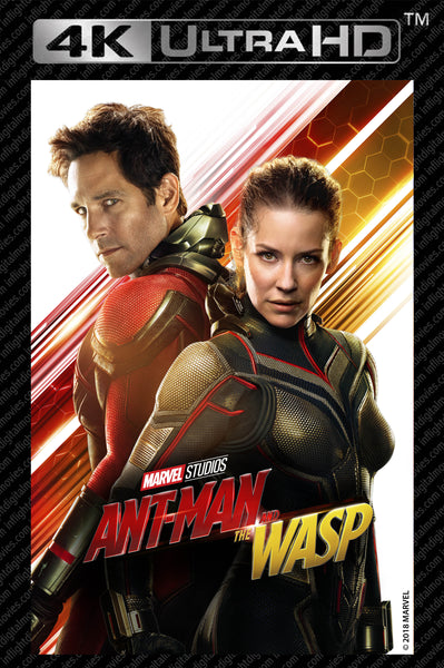 Ant-Man and the Wasp 4K UHD Vudu/MA