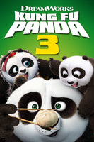 Kung Fu Panda 3 HDX via Vudu or iTunes