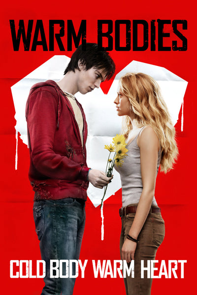 Warm Bodies SD via iTunes