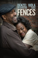 Fences HDX via Vudu