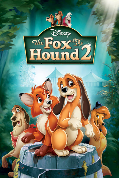 The Fox and The Hound 2 HD via Google Play