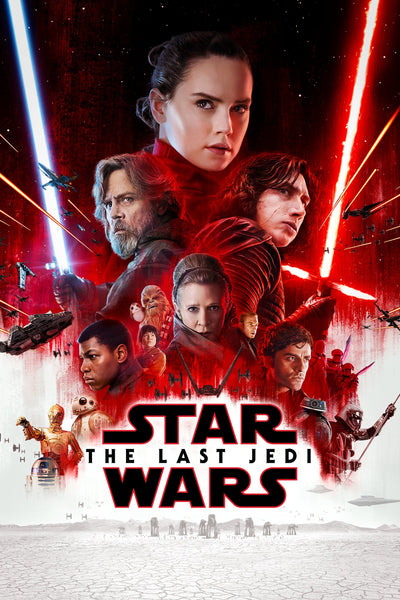 Star Wars: The Last Jedi HD via Google Play