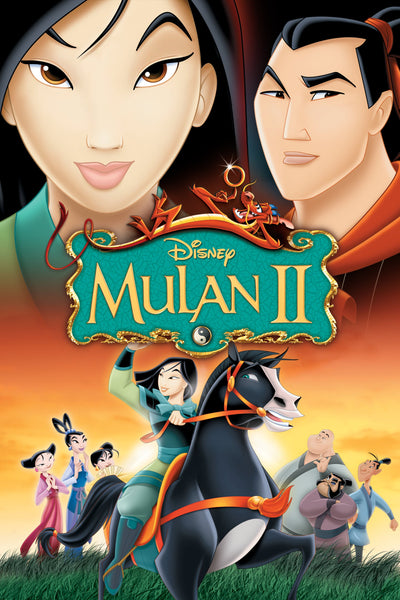 Mulan II HD via iTunes