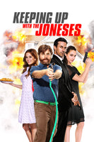 Keeping Up With the Joneses HDX via Vudu or iTunes HD