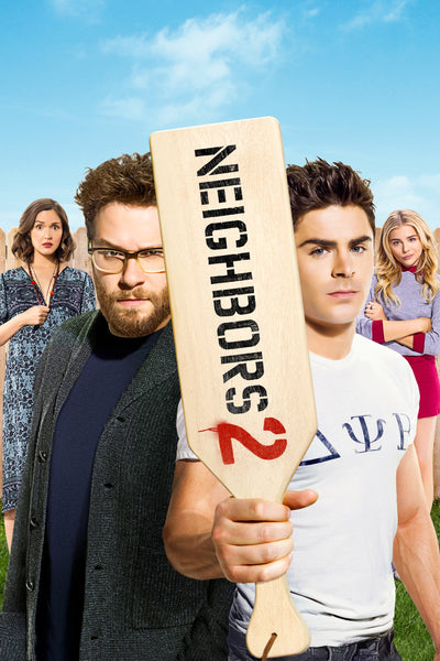 Neighbors 2: Sorority Rising HDX via Vudu