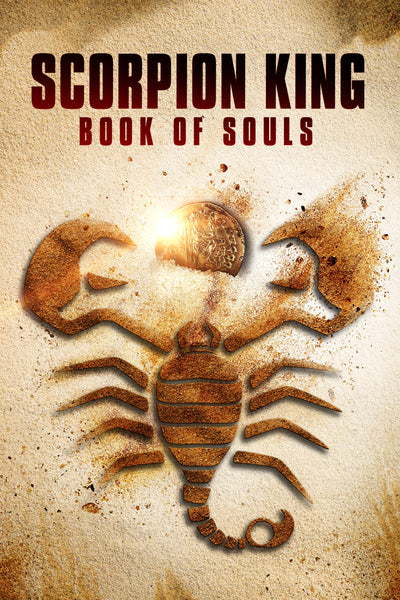 Scorpion King: Book of Souls HDX Vudu/MA