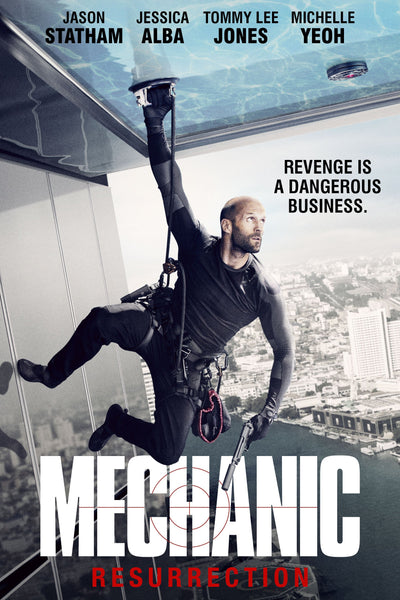 Mechanic: Resurrection HDX via Vudu