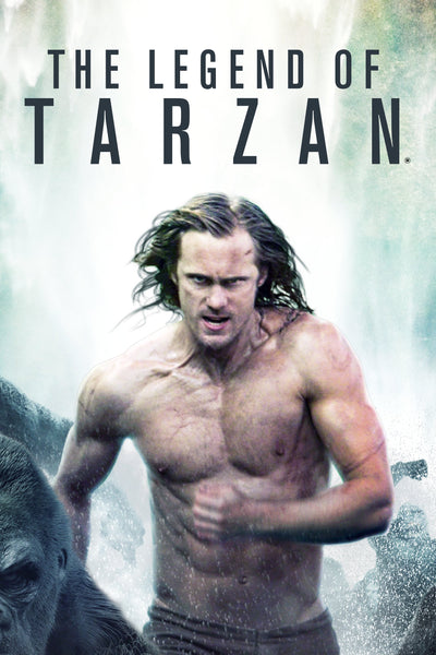 The Legend of Tarzan HDX via Vudu