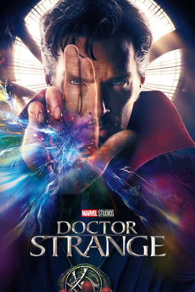 Doctor Strange HD via iTunes