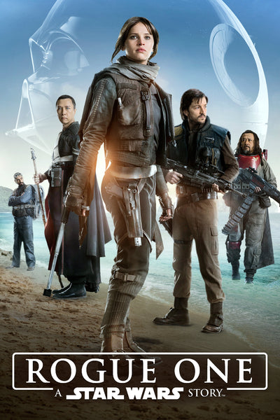 Rogue One: A Star Wars Story HDX Vudu/MA