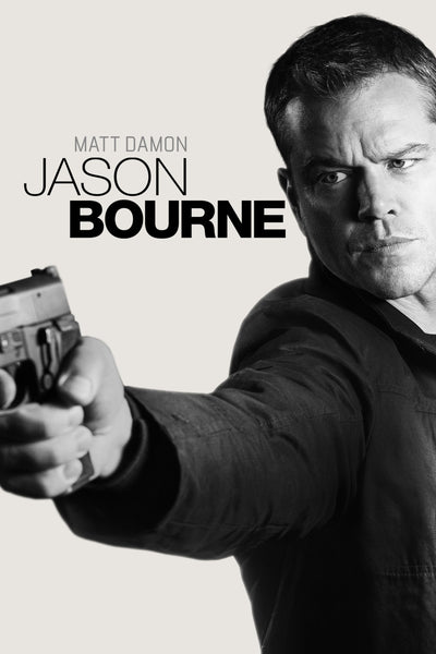 Jason Bourne HDX via Vudu