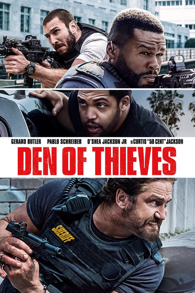 Den Of Thieves HD via iTunes