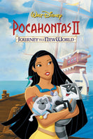 Pocahontas II: Journey to a New World HDX Vudu/MA