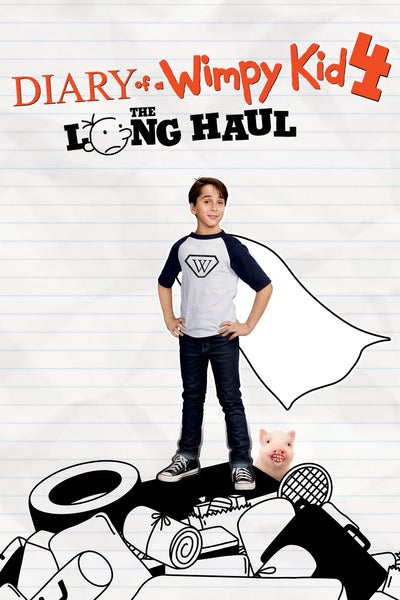 Diary of a Wimpy Kid: The Long Haul HDX (Vudu, iTunes or Google Play)