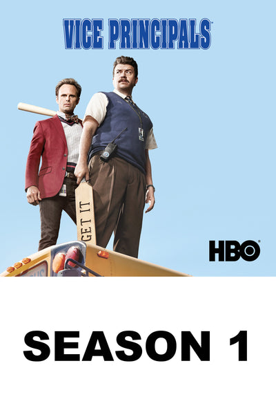 Vice Principals Season 1 HD via iTunes