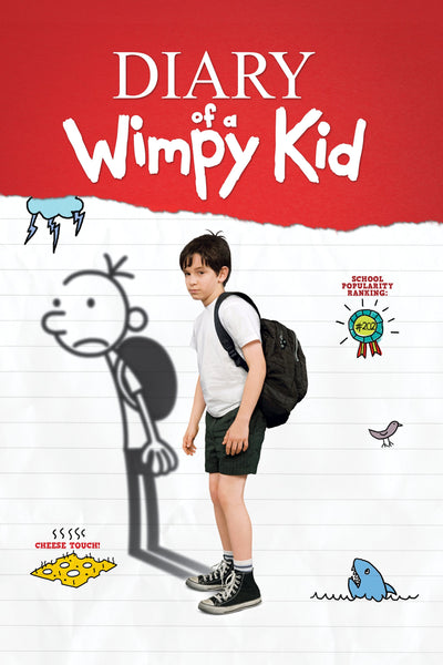 Diary of a Wimpy Kid HDX (2010) (Vudu OR iTunes)