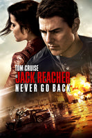 Jack Reacher: Never Go Back HDX via Vudu