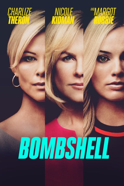 Bombshell 4K UHD Vudu or iTunes (NOT MA)