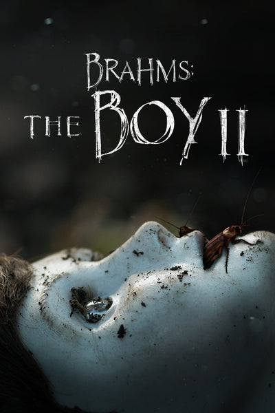 Brahms: The Boy II 4K UHD iTunes (NOT MA)