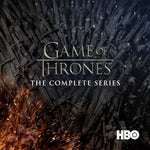 Game of Thrones: The Complete Series HDX Vudu