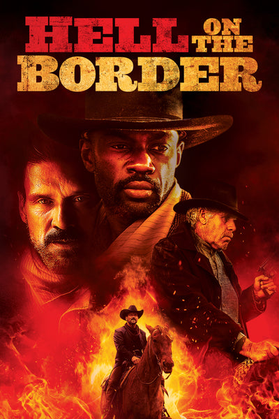 Hell on the Border 4K UHD Vudu or iTunes (NOT MA)