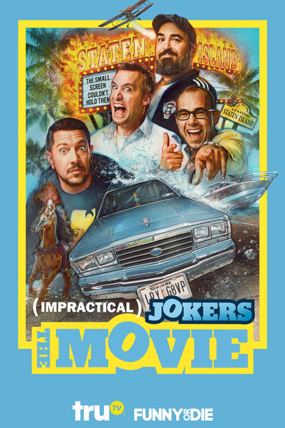 Impractical Jokers: The Movie Vudu/MA
