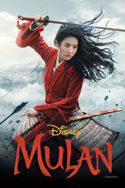 Mulan (2020) HD Google Play