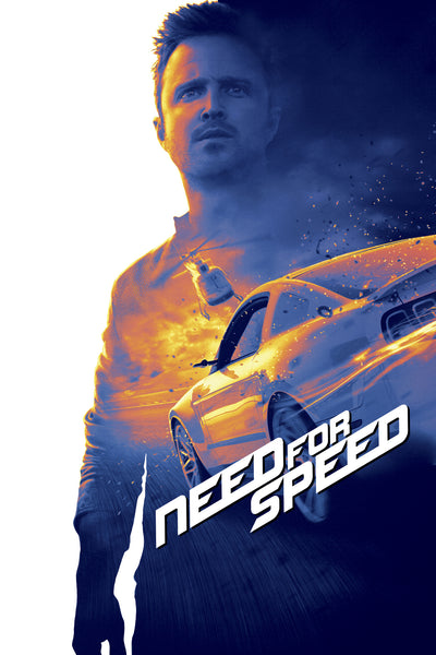 Need for Speed HDX Vudu/MA