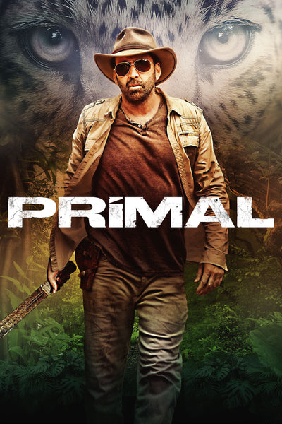 Primal 4K UHD Vudu or iTunes (NOT MA)