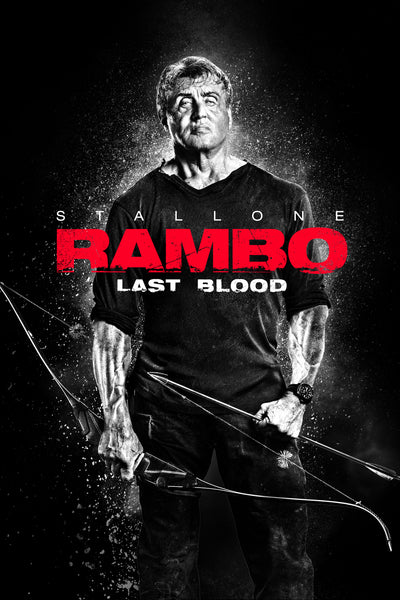 Rambo: Last Blood 4K UHD Vudu or iTunes (NOT MA)