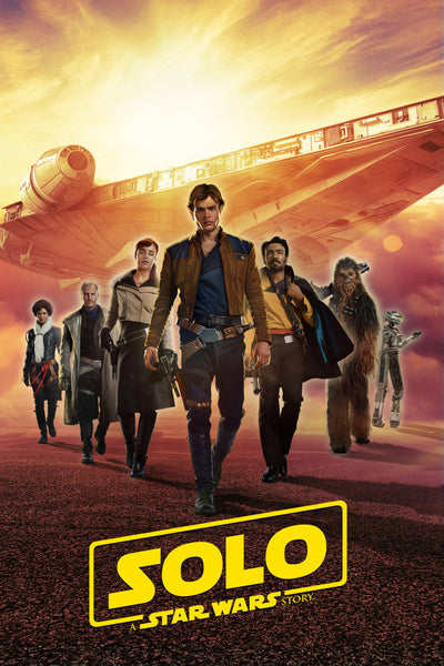 Solo: A Star Wars Story HD Google Play