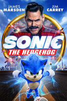 Sonic the Hedgehog HDX Vudu or iTunes (NOT MA)