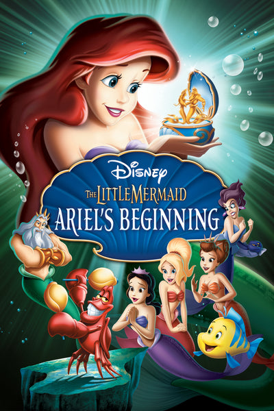 The Little Mermaid: Ariel's Beginning HD Google Play