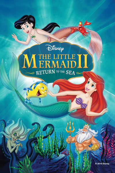 The Little Mermaid II: Return to the Sea HD Google Play