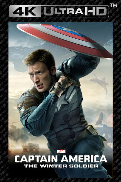 Captain America: Winter Soldier 4K UHD Vudu/MA