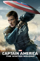 Captain America: Winter Soldier HDX Vudu/MA