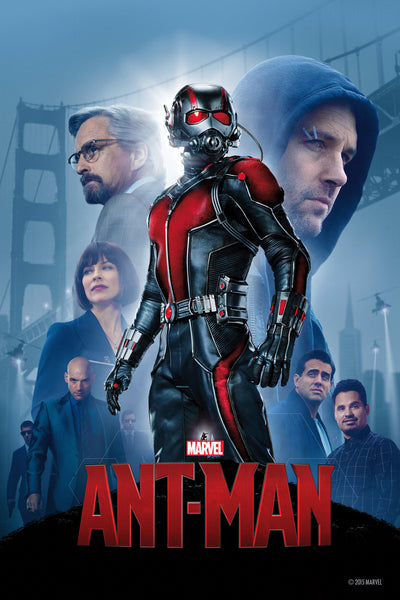 Ant-Man HD Google Play