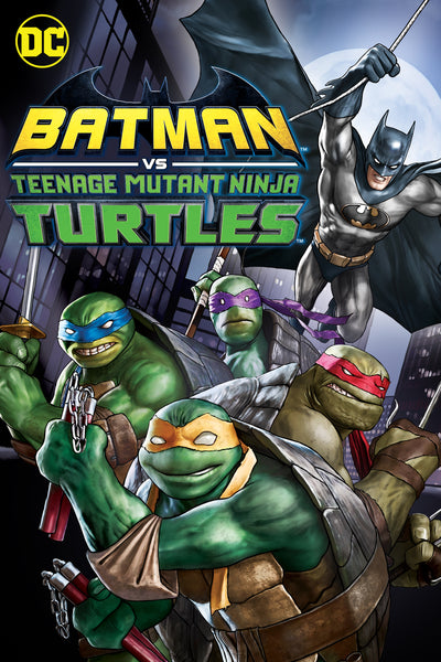 Batman vs Teenage Mutant Ninja Turtles HDX Vudu/MA