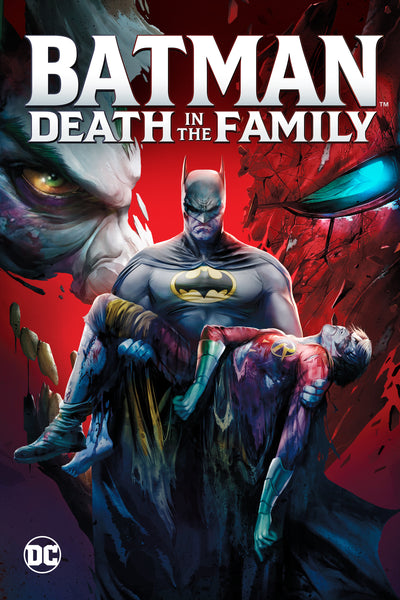 Batman: Death in the Family HDX Vudu/MA