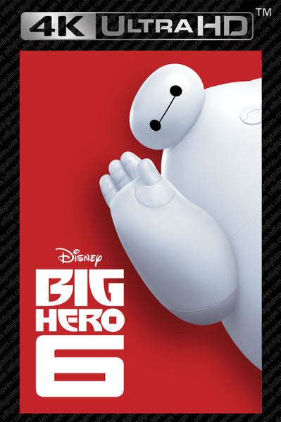 Big Hero 6 4K UHD Vudu/MA