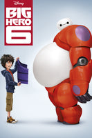 Big Hero 6 HD Google Play