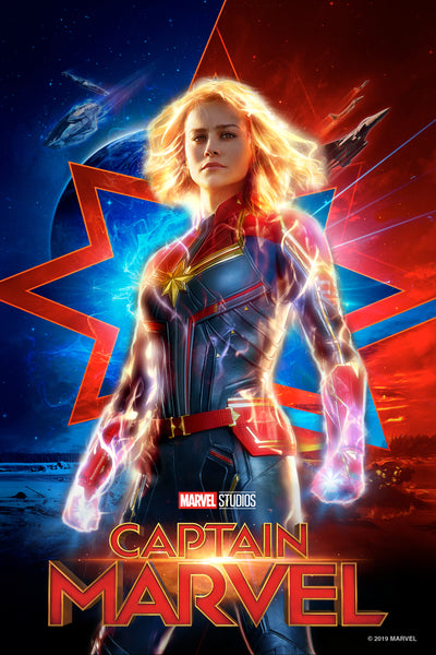 Captain Marvel HD Google Play