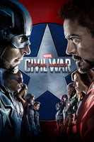 Captain America: Civil War HDX Vudu