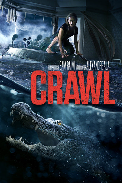 Crawl HD & 4K UHD iTunes (NOT MA)