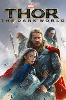 Thor: Dark World HDX Vudu/MA