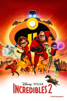 The Incredibles 2 HD Google Play