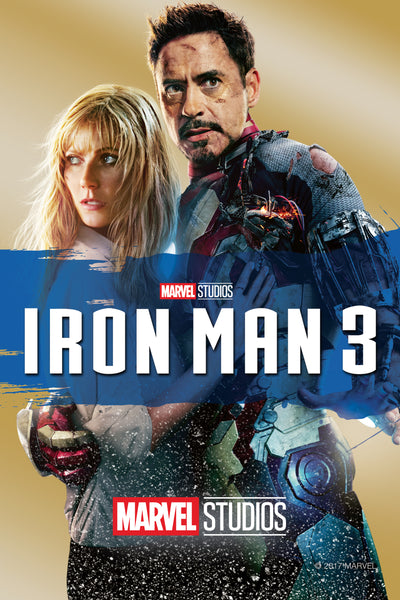 Iron Man 3 HD Google Play