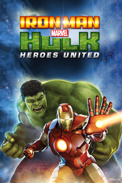 Iron Man & Hulk: Heroes United HD Google Play